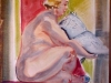 sold-nudewithnewspaper-22x15-w